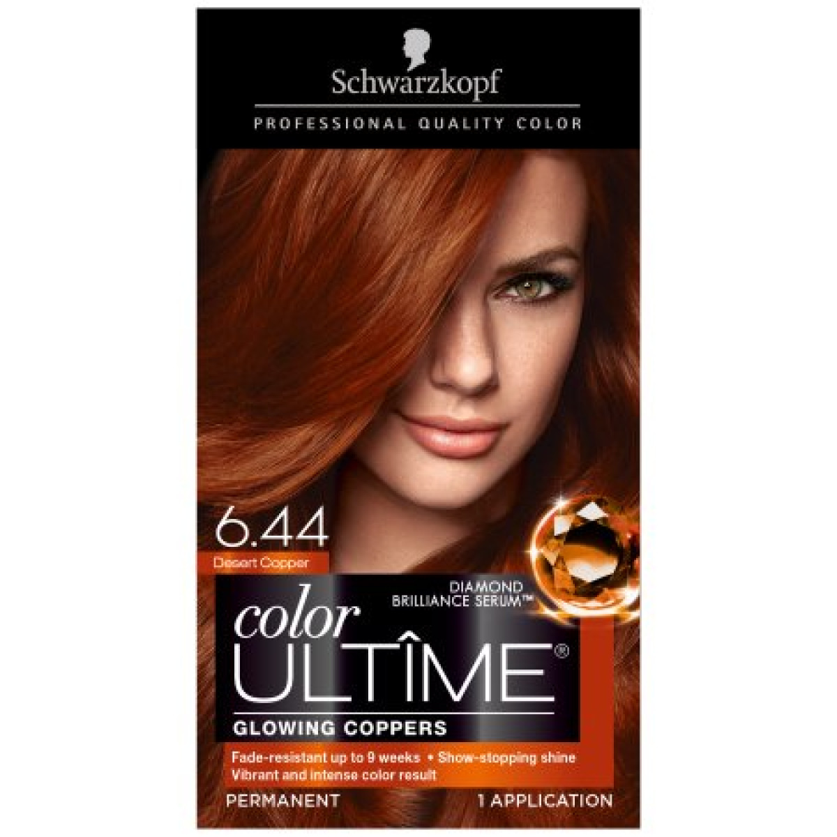Schwarzkopf Color Ultime Permanent Hair Color Cream 31 Espresso Black