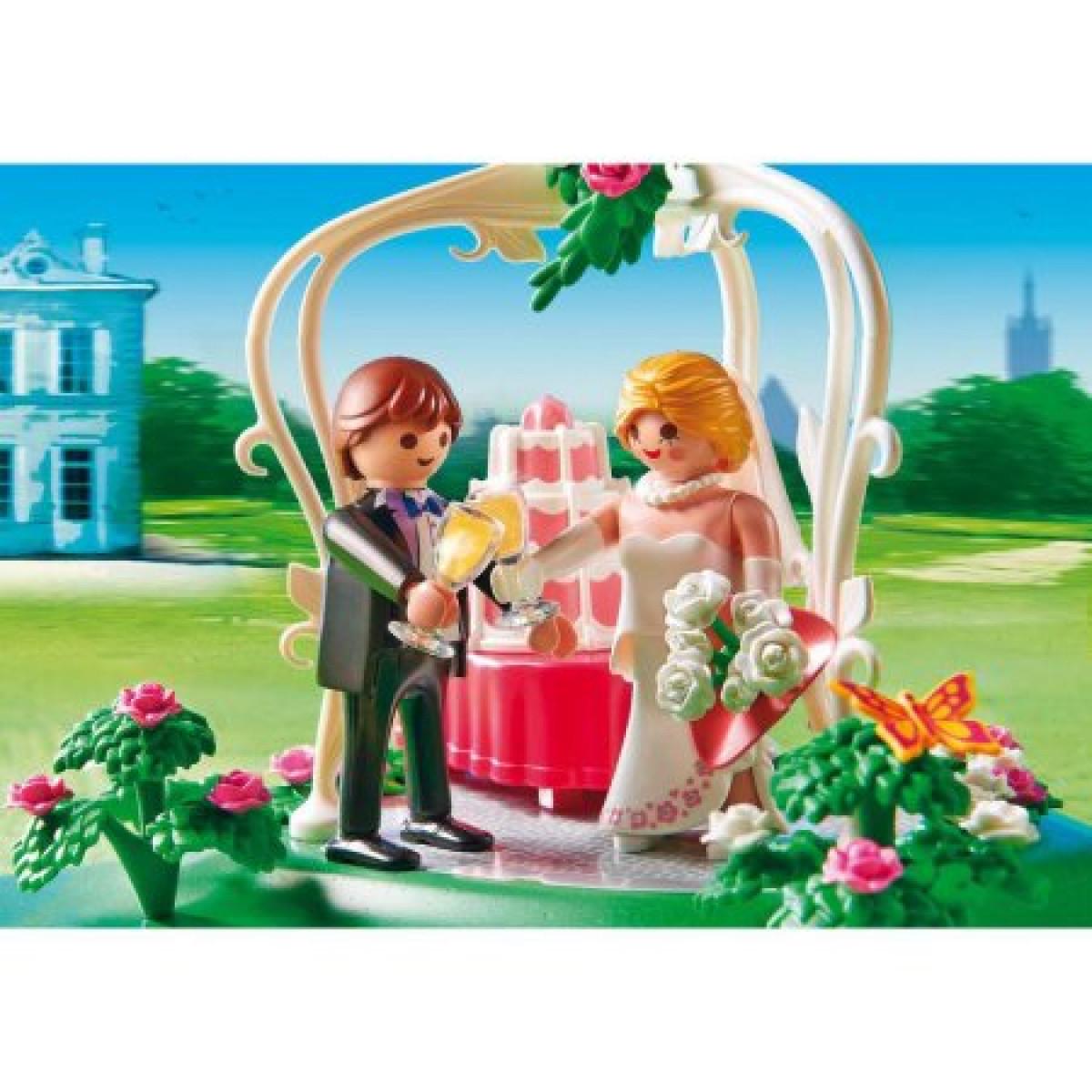 playmobil wedding celebration