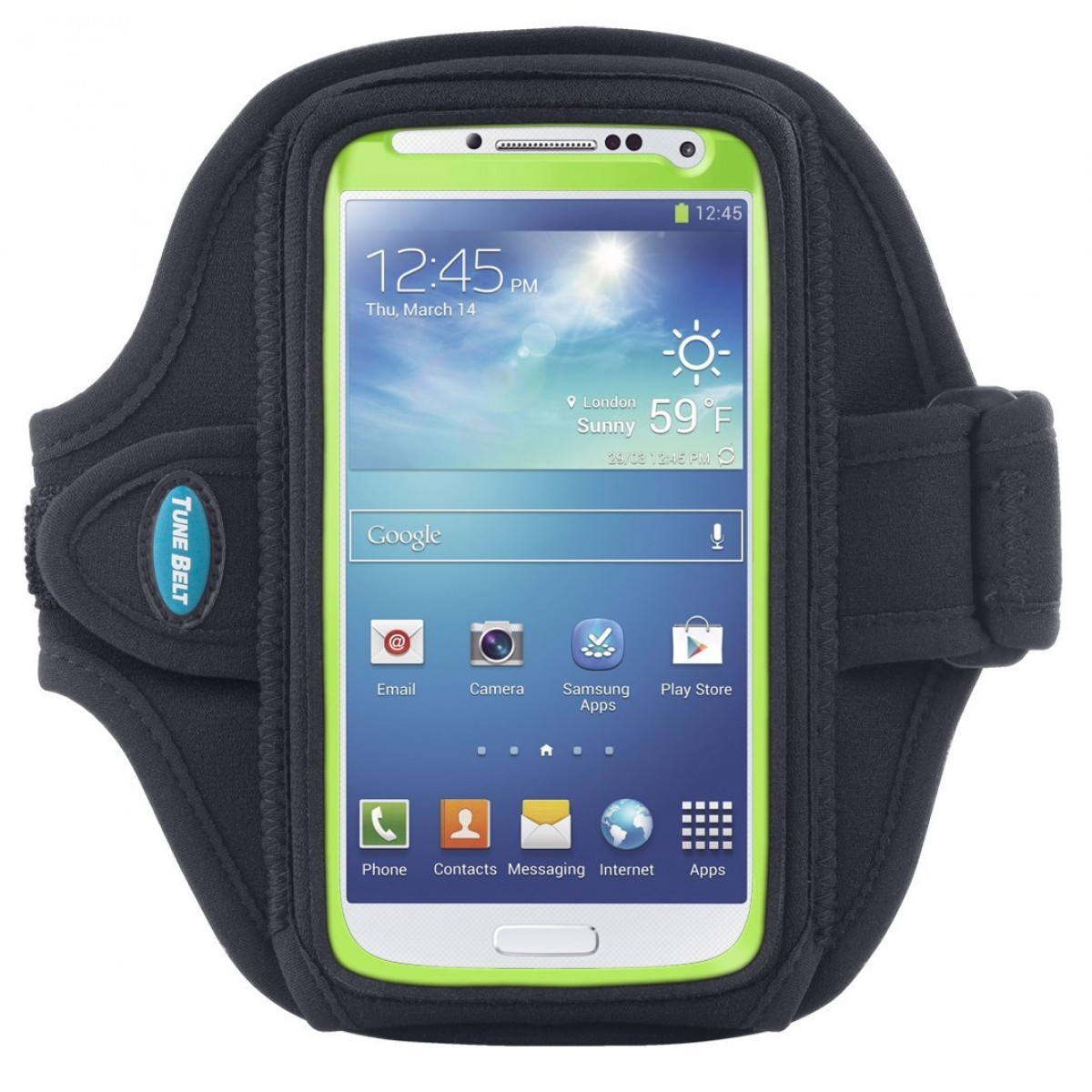 big sale b911d 26116 Armband for iPhone 6 with OtterBox Commuter or LifeProof fre case (This  size also fits Galaxy S4 / S3 with OtterBox Defender / Commuter, Galaxy S6  /S