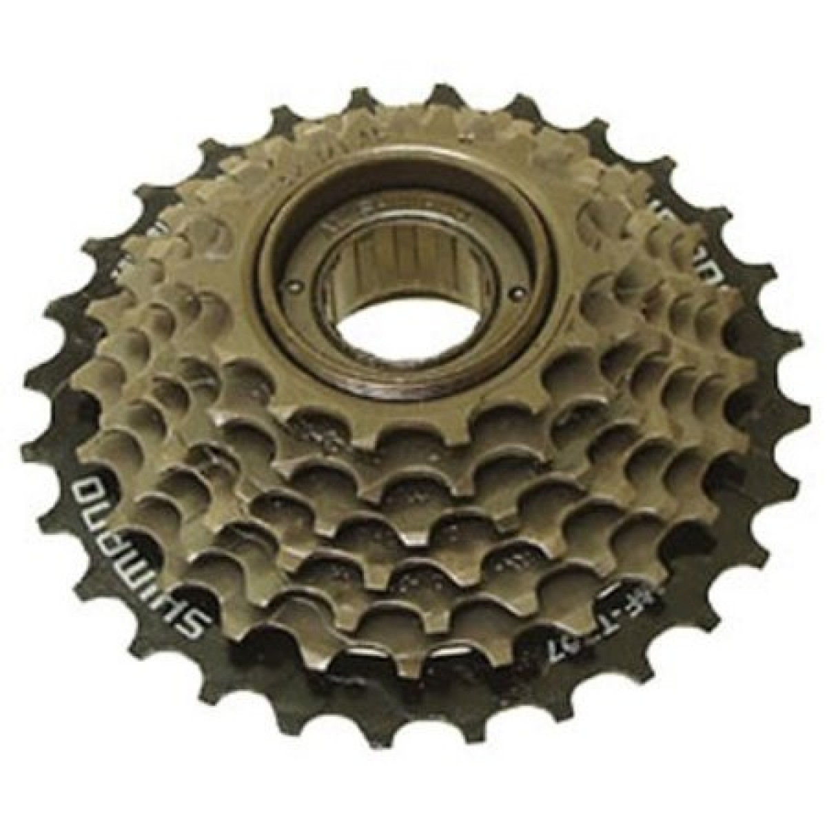 8234b526ae2 Shimano MF-TZ21 14-28 Teeth 7 Speed Freewheel