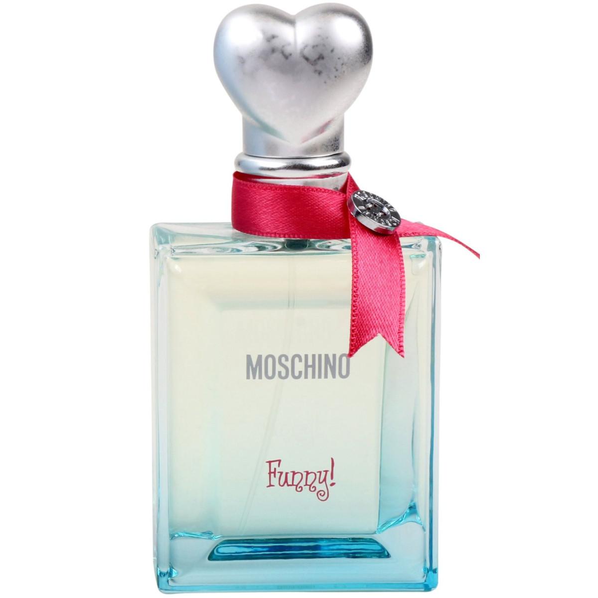 0a5b8d0fa755 Moschino Funny! By Moschino For Women, Eau De Toilette Spray, 3.4-Ounce  Bottle