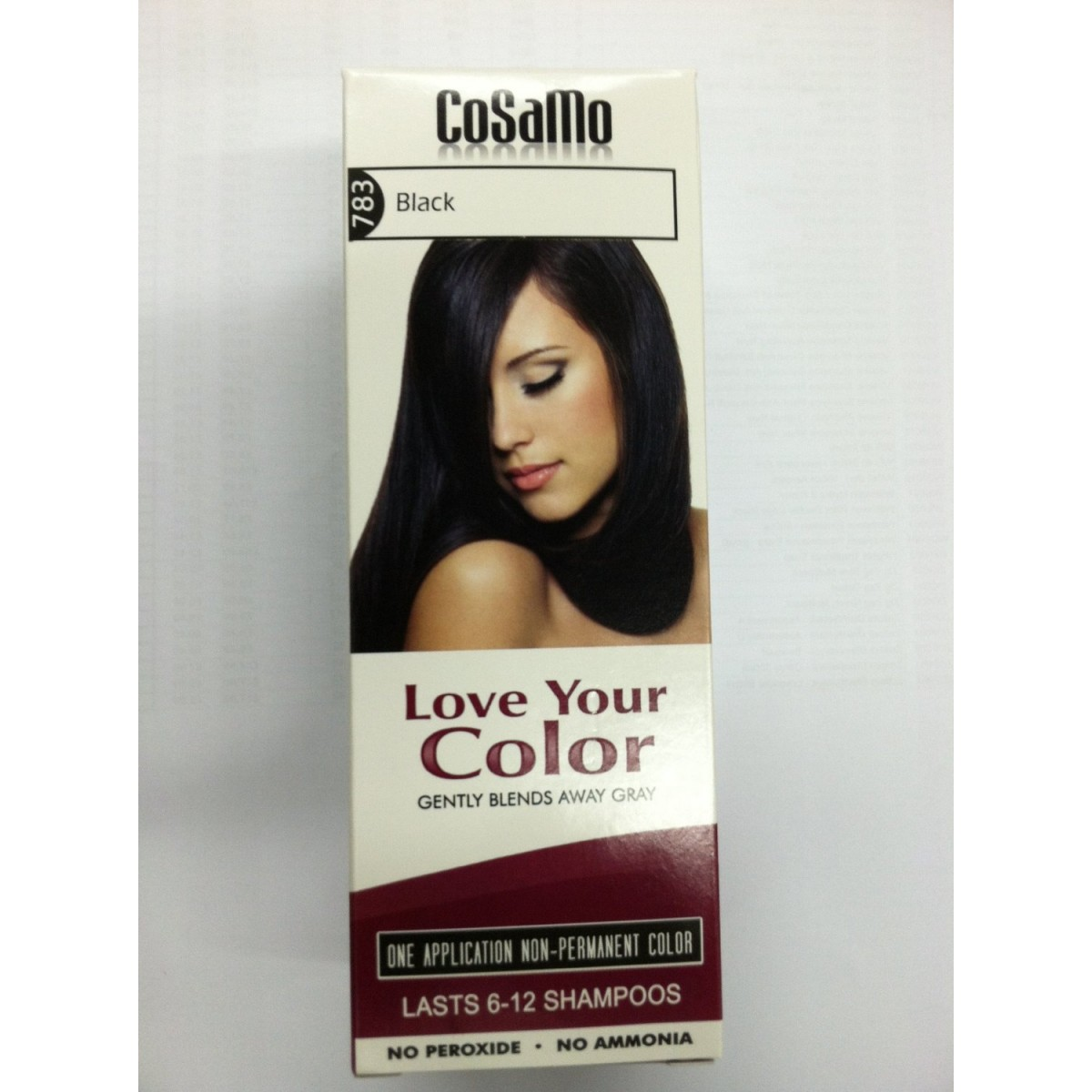 Cosamo Love Your Color Ammonia And Peroxide Free Hair Color 783