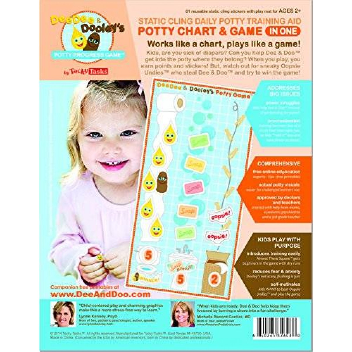 tasks deedee and dooley s potty progress game static cling daily tacky tasks deedee and dooley s potty progress game static cling daily potty training aid chart and game