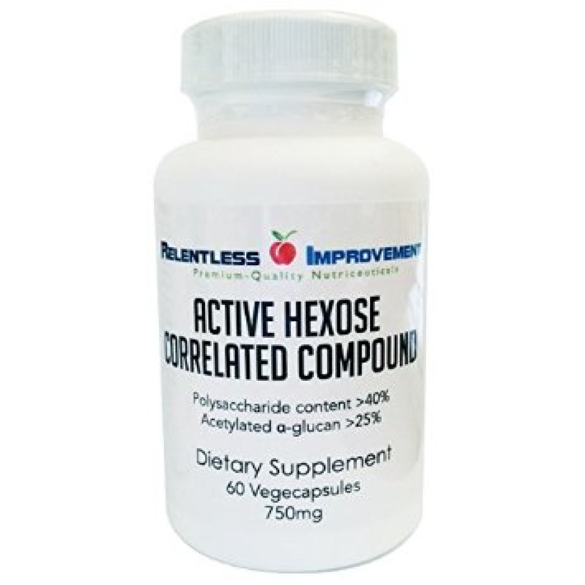Relentless Improvement Active Hexose Correlated Compound  Compare to AHCC  brand products