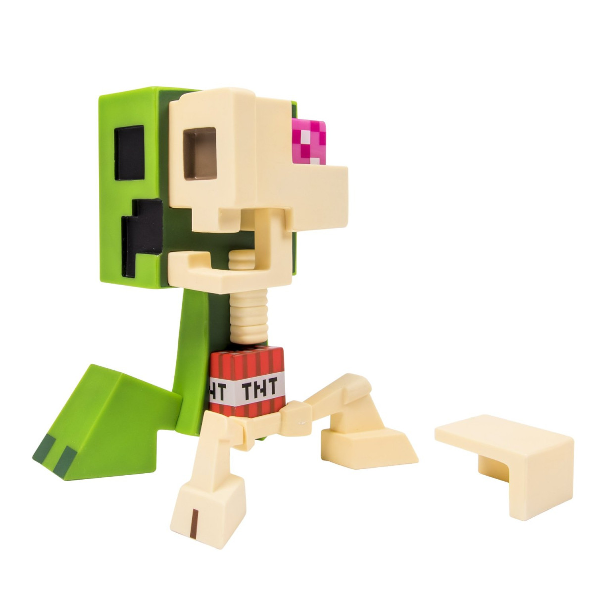Jinx Minecraft Creeper Anatomy Vinyl Figure Kit