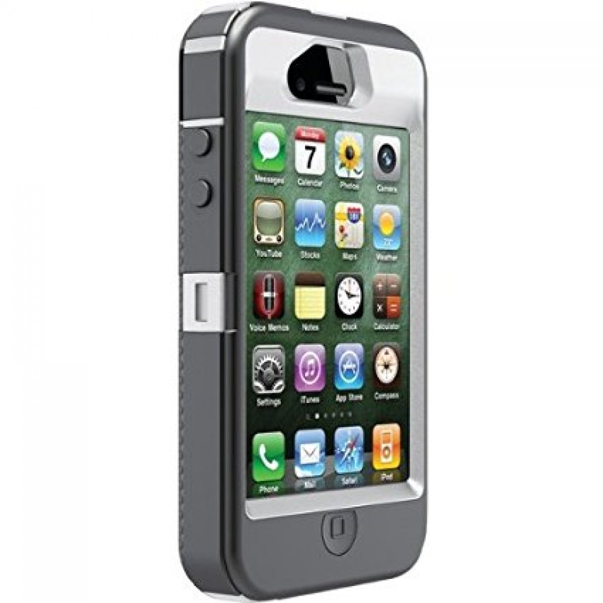 otterbox iphone 4s otterbox iphone 4s defender series gray 12746