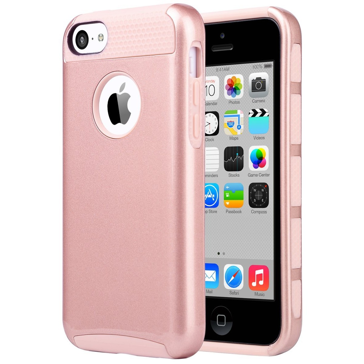 Iphone 5c Case Ulak Slim Lightweight