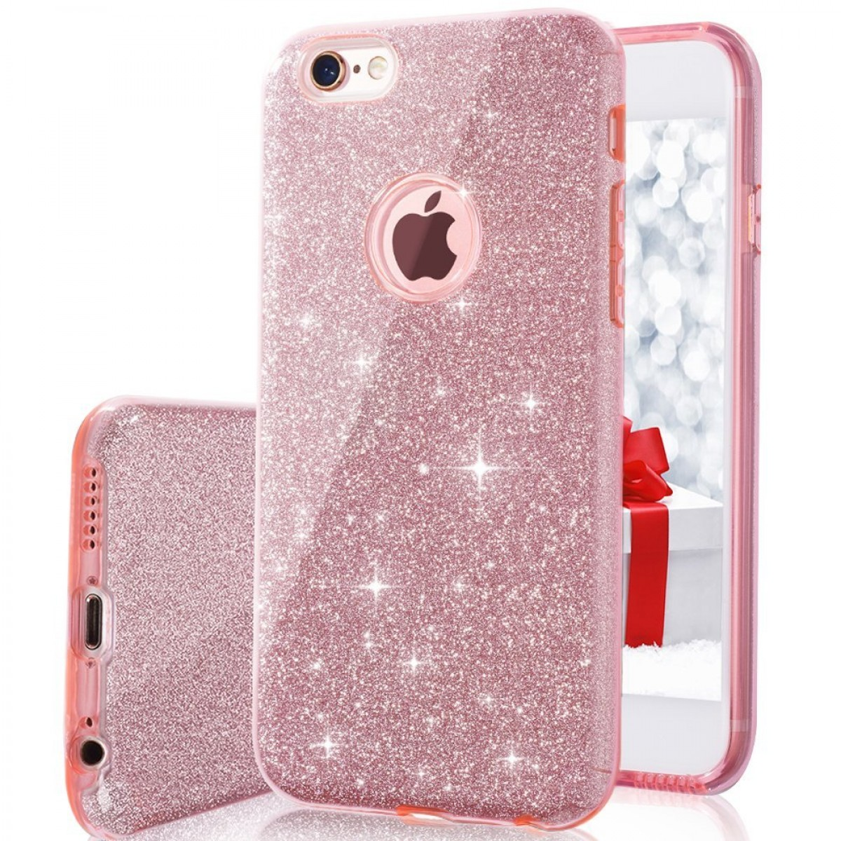 sparkly phone case iphone 6