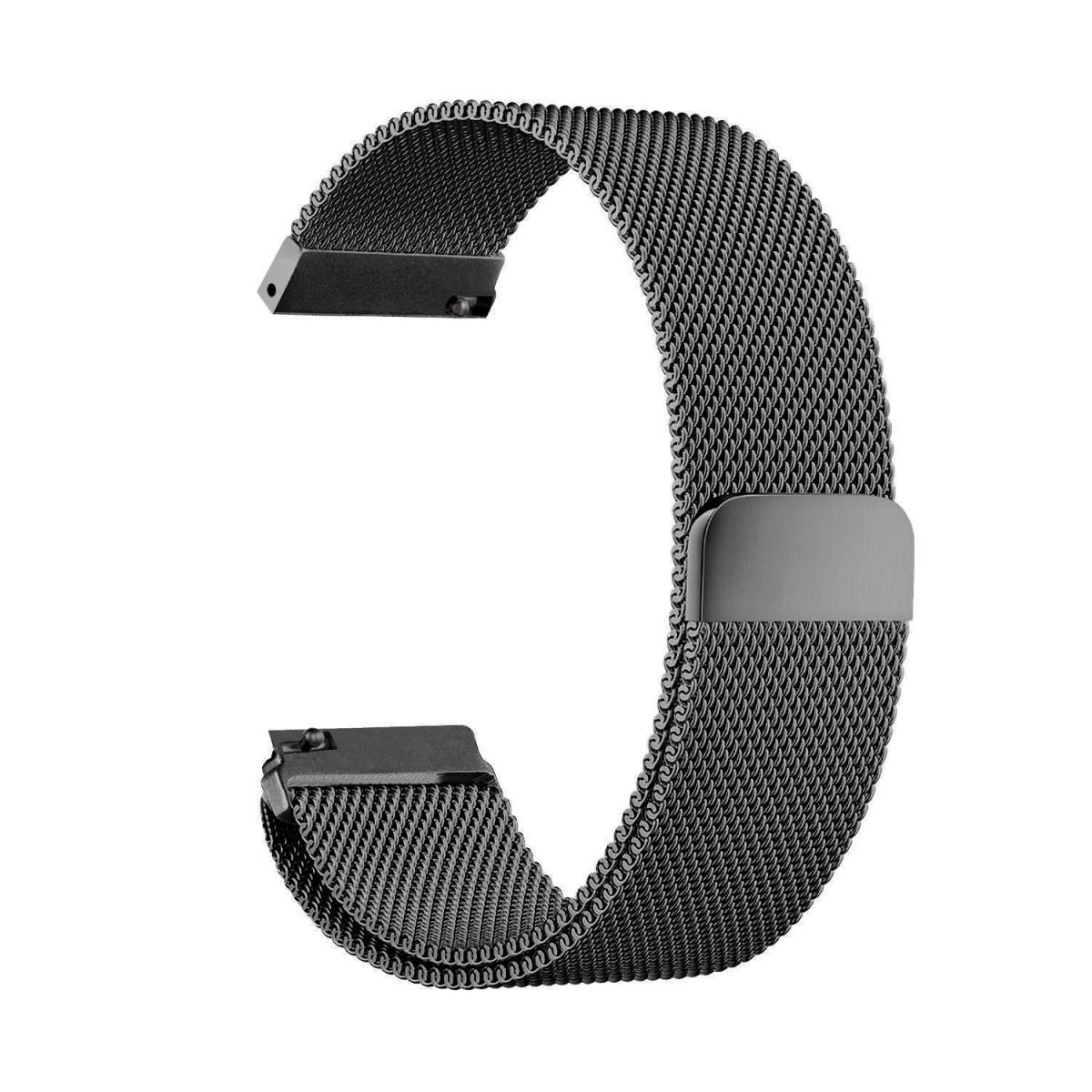 Kartice For Samsung Gear S3 Classic / Frontier Smartwatch Band 22MM Milanese loop Stainless Steel Strap Replacement ...