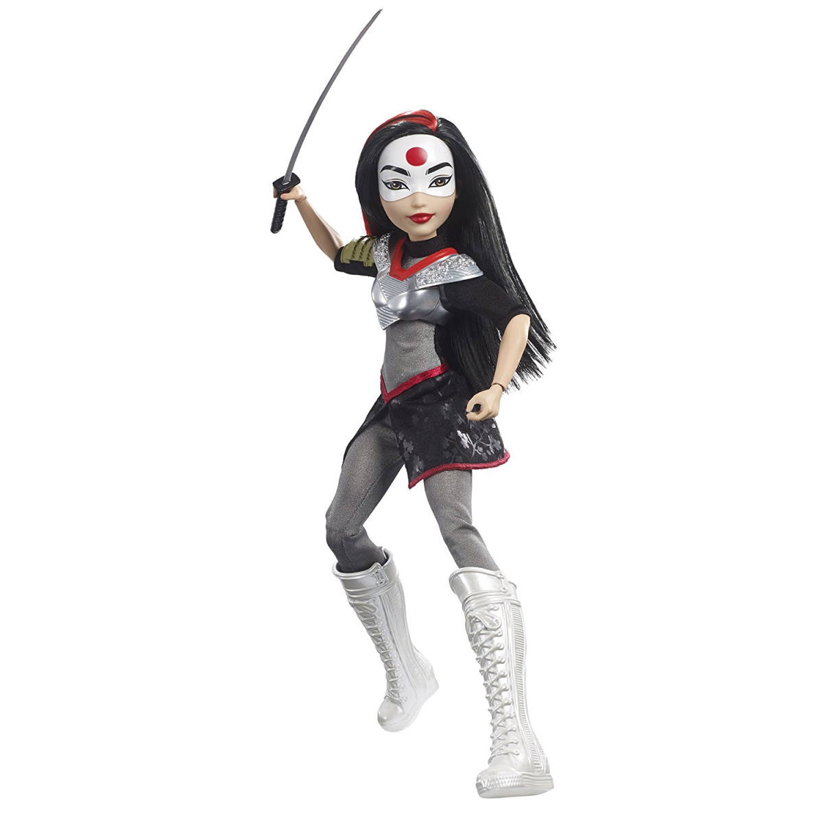 "DC Super Hero Girls Katana 12/"" Inch Doll"