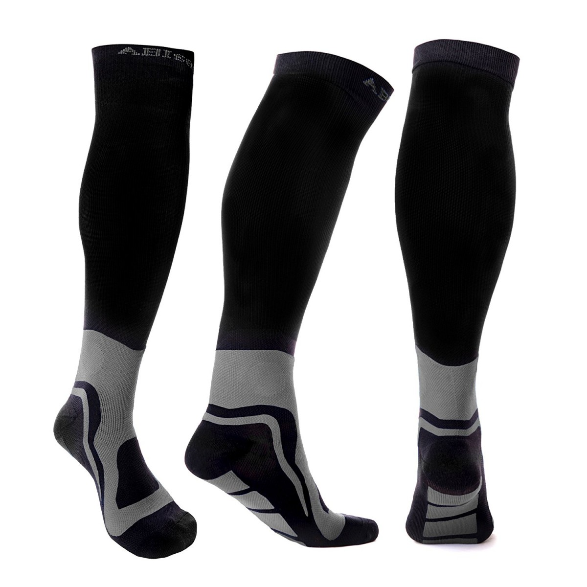 2a4dec4c69 Compression Socks for Women and Men,Graduated Compression Socks 20-30mmHg  for Nurse, Athlete, Runners, Maternity, ...