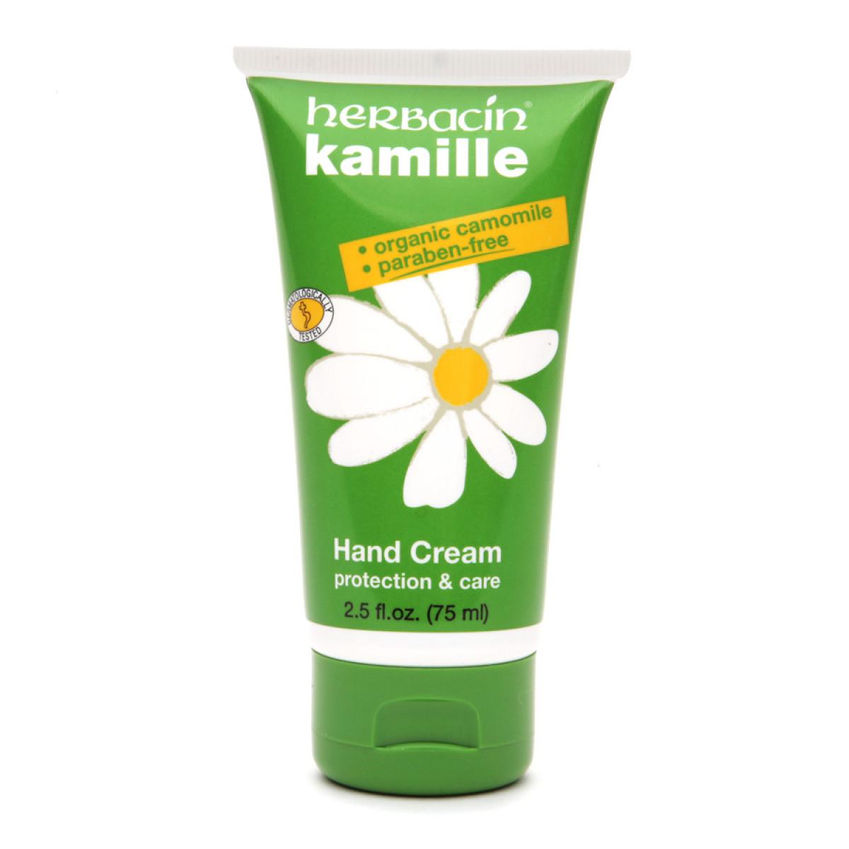 Herbacin Kamille Hand Cream, 3.4   Hand cream, Cream