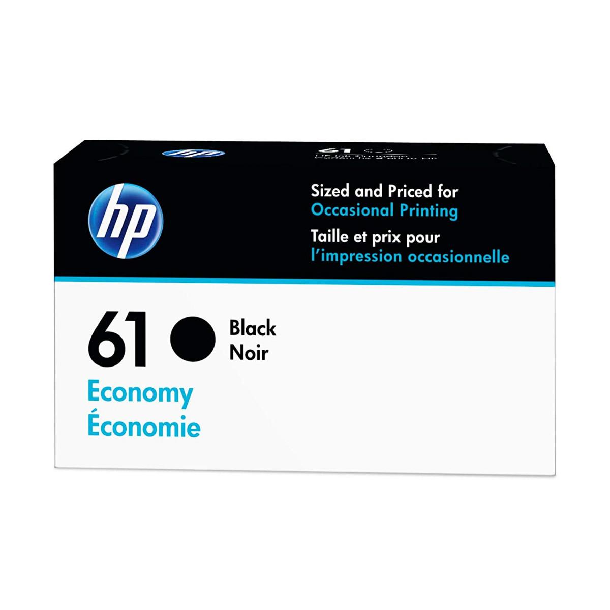 1000 1010 hp 61 ink cartridge black economy (b3b07an) for hp deskjet 1000 1010 1012  1050 1051 1055 1056 1510 1512 1514 1051 2050 2510 2512 2514 2540 2541 2542