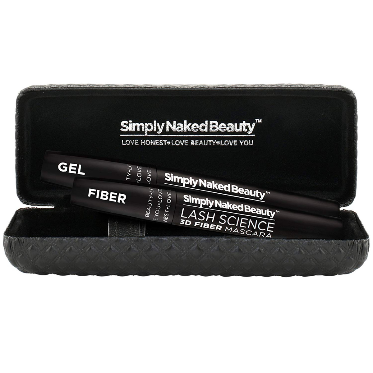 0a8305a4dfc 3D Fiber Lash Mascara by Simply Naked Beauty. Waterproof, lengthening  volume, stays on your lashes all ...