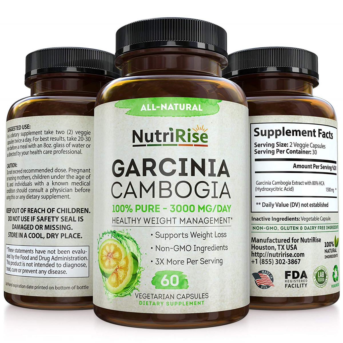 Weight loss pills pure garcinia cambogia