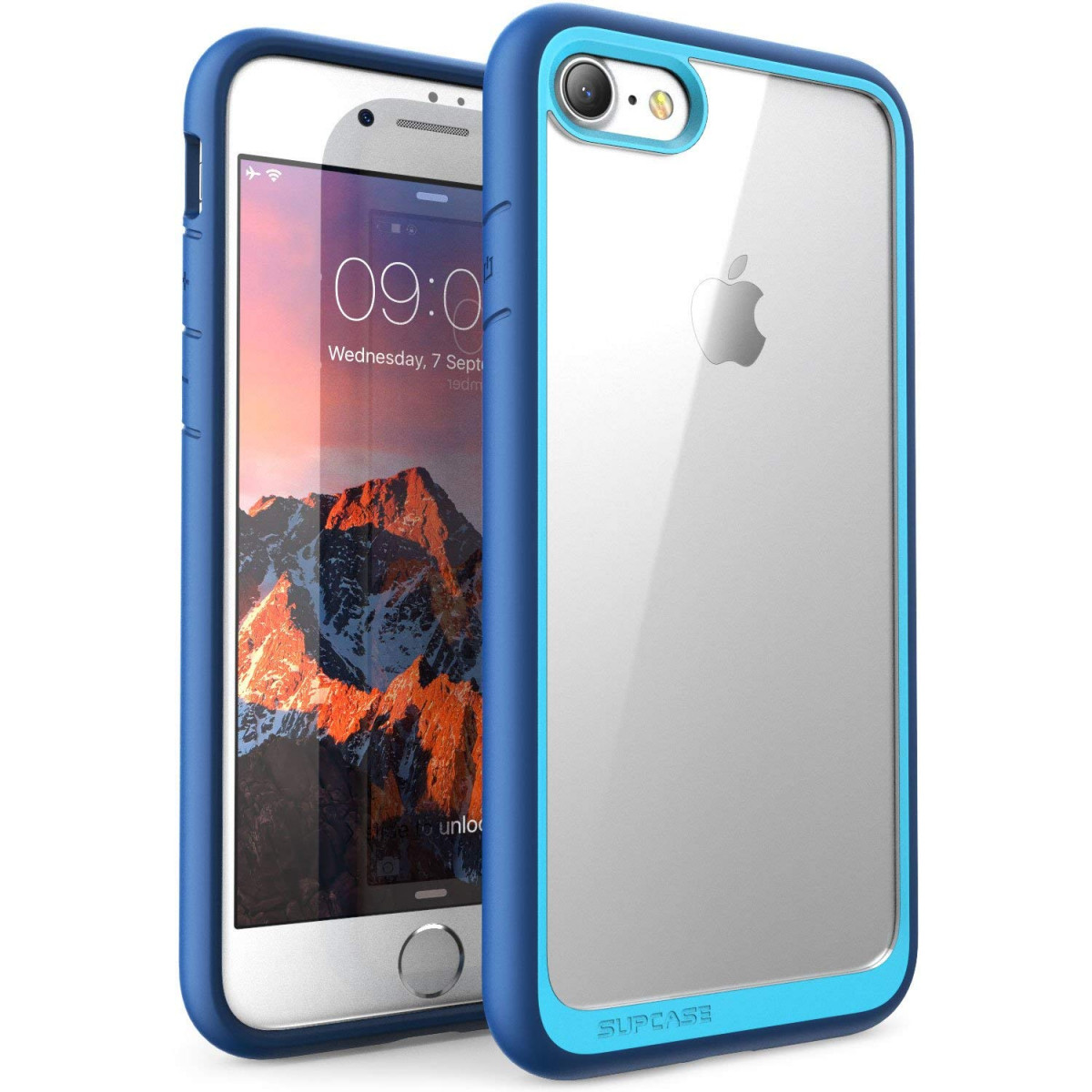 promo code 9d6f6 d9cab iPhone 7 Case, iPhone 8 Case, SUPCASE Unicorn Beetle Style Premium Hybrid  Protective Clear Case for Apple iPhone 7 2016 / iPhone 8 2017