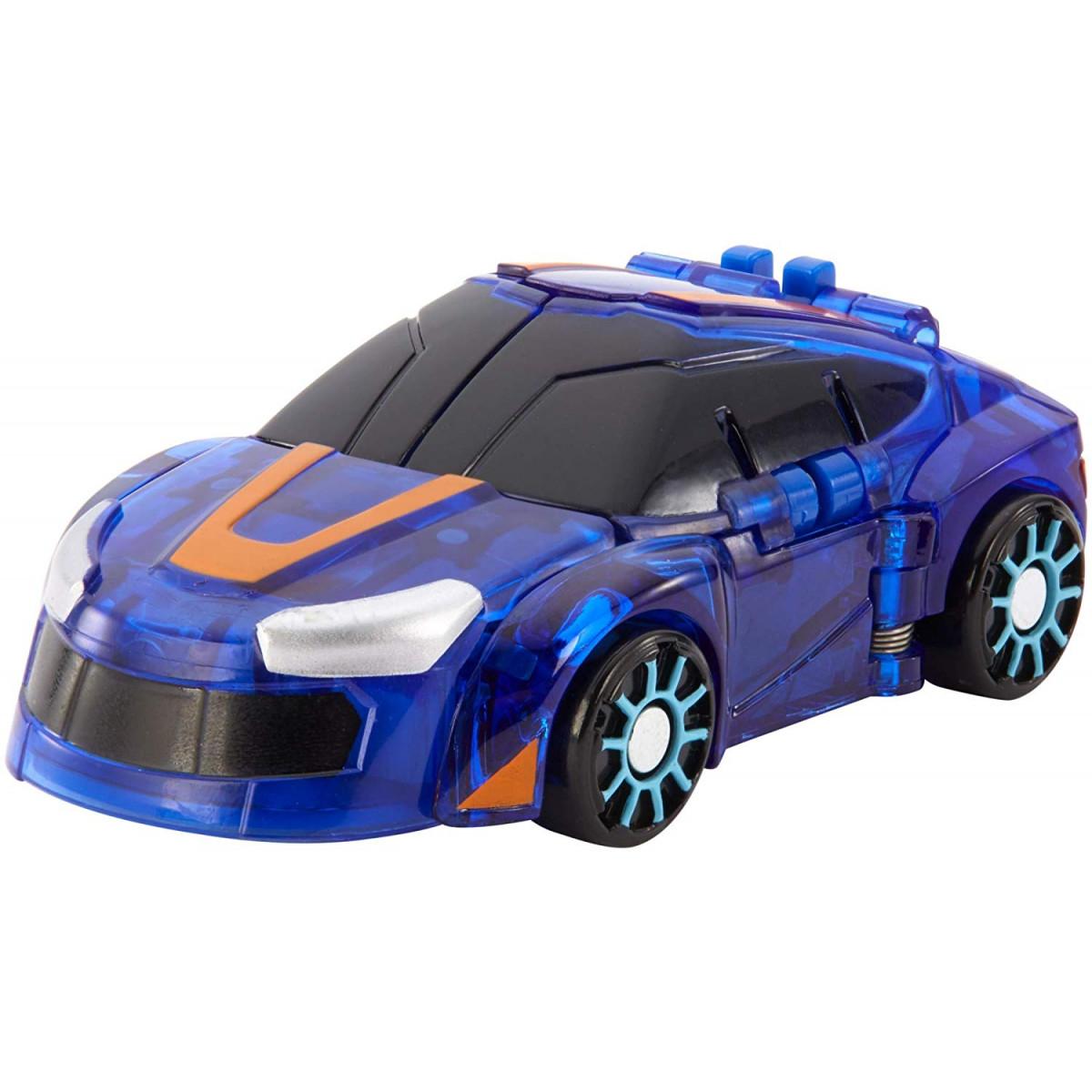 Mecard Evan Deluxe Transforming Robot to Toy Car