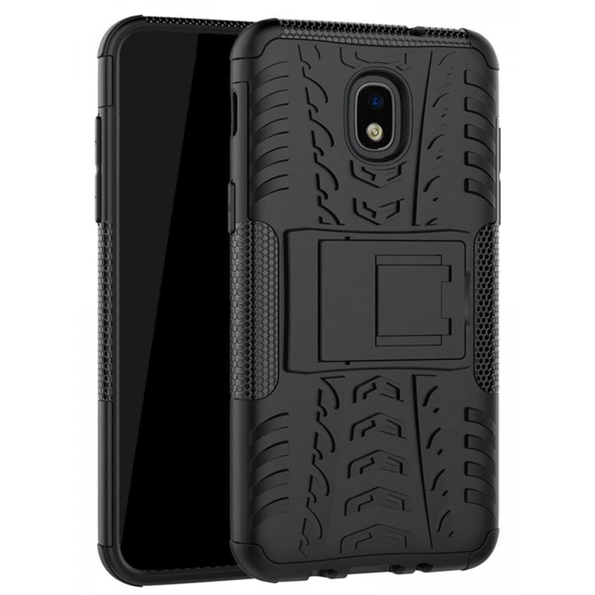 the best attitude 56f29 a0d17 Galaxy J7 Refine Case,J7 V 2018,Galaxy J7 Top,J7 Crown,J7 Aero,J7 Aura,J7  Eon,J7 Star Case, Yiakeng Shockproof Protective with Kickstand Phone Cases  ...