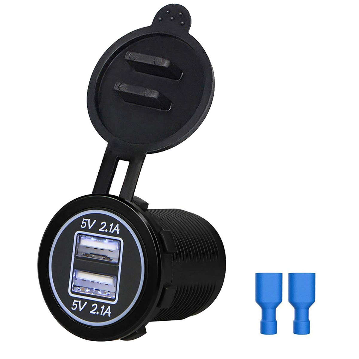Waterproof USB Charger 12V to 5V