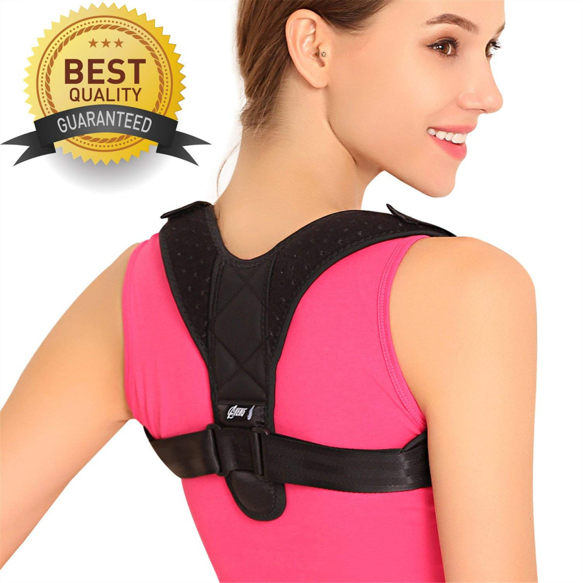 dff6306206f6 Posture Corrector for Women Men - Neck Pain Relief Upper Back Brace  Shoulder Posture Corrector Men Women Under Clothes Bra Posture Brace  Support Back ...