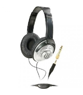 JVC HAV570 Full-Size DJ Headphones With In-Line Volume Control