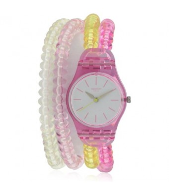 Swatch SUNNY DAY Ladies Watch LP145B