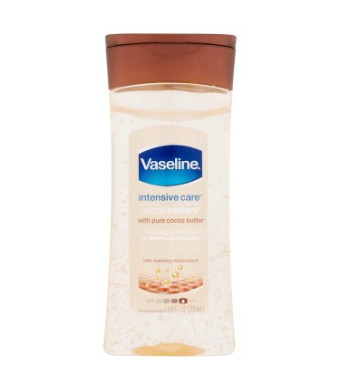 Vaseline Intensive Care Body Gel Oil Cocoa Radiant 6.8 oz
