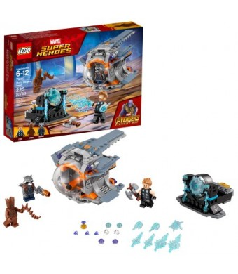 LEGO Marvel Super Heroes Avengers Thors Weapon Quest 76102