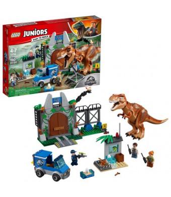 LEGO Juniors Jurassic World T.Rex Breakout 10758