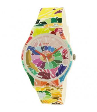 Swatch FLOWERFOOL Ladies Watch SUOW126