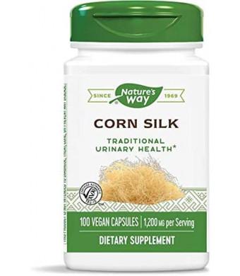 Nature's Way Corn Silk 1200 mg, Capsules