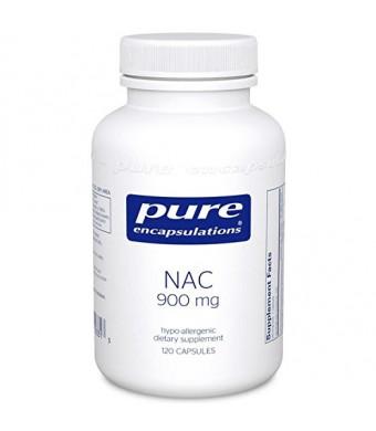 Pure Encapsulations NAC 900mg 120c