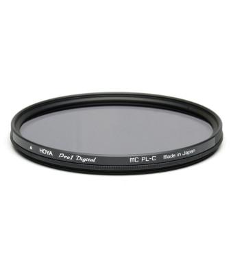 Hoya 52mm Digital-HMC Circular Polarizer Multi Coated Pro 1 Extra Thin Glass Filter