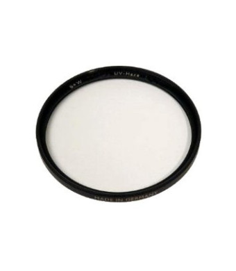 B+W 40.5mm Clear UV Haze with Multi-Resistant Coating (010M)