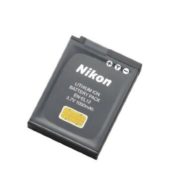 Nikon EN-EL12 Rechargeable Li-Ion Battery for Coolpix