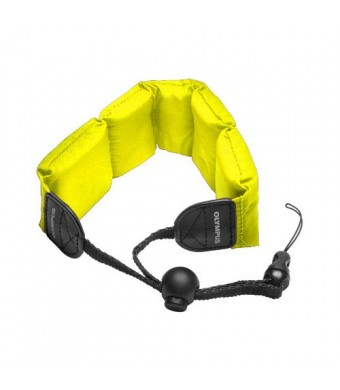 Olympus Floating Foam Strap (Yellow)