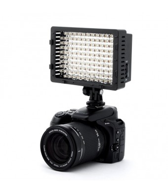 Neewer CN-126 LED Video Light for Camera or Digital Video Camcorder