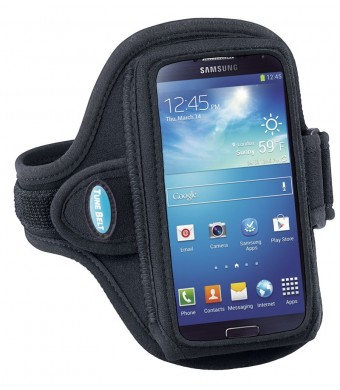 "Armband for Samsung Galaxy S4, iPhone 6 (4.7"" ) and more"