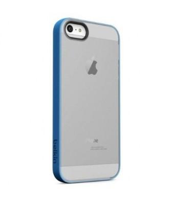 Belkin Grip Candy Sheer Case / Cover for iPhone 5 and 5S (Gravel / Smolder)
