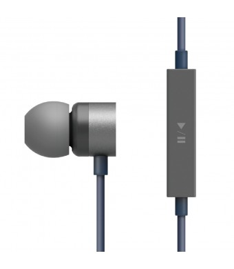 elago E502M Control Talk In-Ear Earphones-Carrying Case included (Compatible with iPhone 6/6+,5/5S,4/4S,Galaxy. Control-Talk with built in Microphone