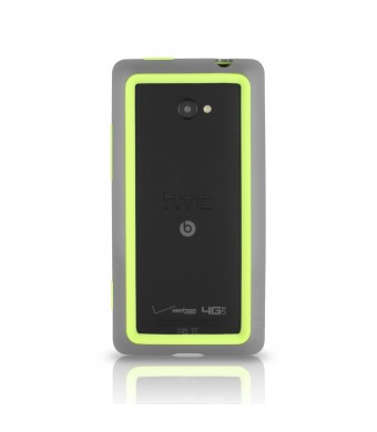 Belkin Surround Case for HTC Windows 8X in Gray/Yellow