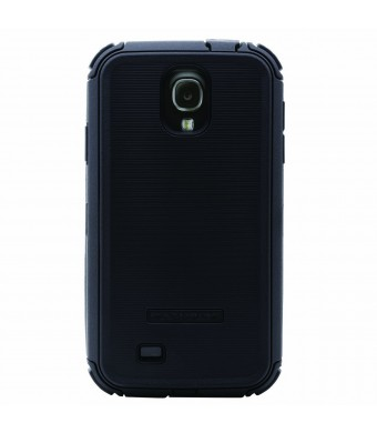 Body Glove 9346602 ToughSuit Case for Samsung Galaxy S4 - Retail Packaging - Black/Black