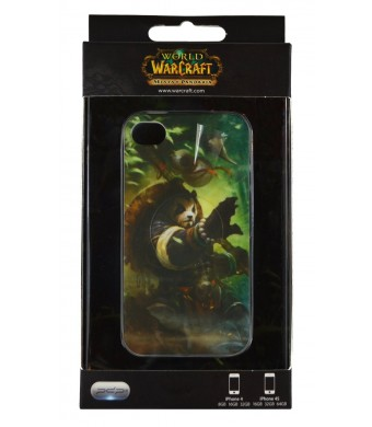 PDP World of Warcraft Mists of Pandaria iPhone 4/4S Case