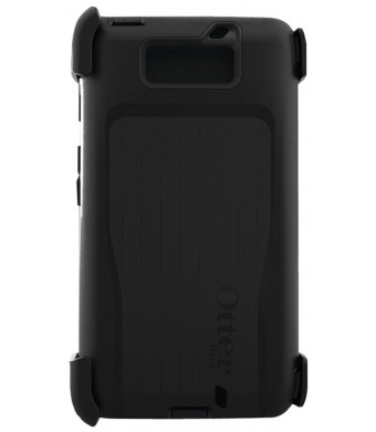 OtterBox Defender Series Case for Motorola DROID Ultra - Retail Packaging - Black