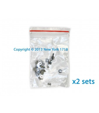 TWO Sets of New iPhone 4s Screws - NY1718