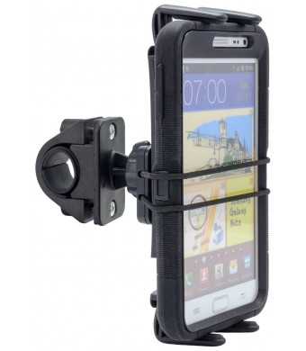 Arkon iPhone Bike Mount Smartphone Handlebar Mount for Apple iPhone 6 Plus 6 5 5S 5C Samsung Galaxy Note Edge 4 3 2 S6 S5 S4