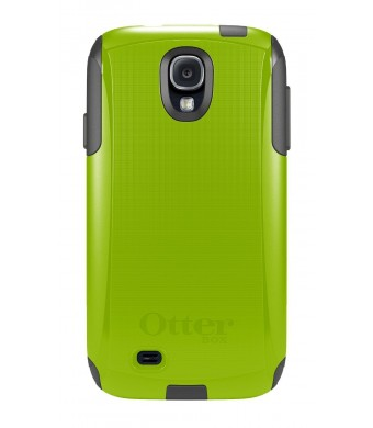 OtterBox Commuter Case for Samsung GALAXY S4 - Retail Packaging - Key Lime