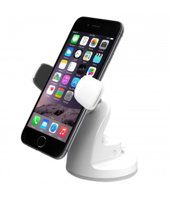 iOttie Easy View 2 Car Mount Holder for iPhone 6 (4.7)/Plus (5.5) /5s/5c, Samsung Galaxy S6/S6 Edge/S5/S4/Note 4/3, LG G4, Google Nexus 5 -Retail Pac