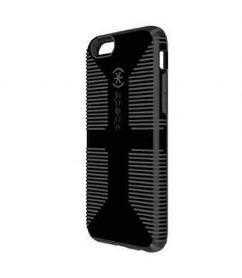 Speck Products CandyShell Grip Case for iPhone 6 - Black/Slate Grey