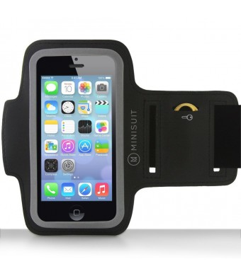 "Minisuit SPORTY Armband + Key Holder for Apple iPhone 6 PLUS (5.5"" )"